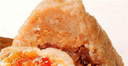 端午节看看各地都吃什么 广东的双拼粽你吃过没