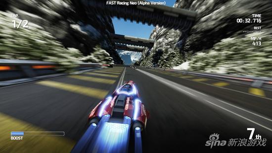 极速赛车NEO