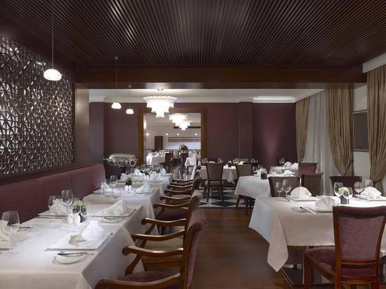Pera Palace酒店-阿加莎·克里斯蒂餐廳(Pera Palace Hotel, Jumeirah - Agatha Restaurant)