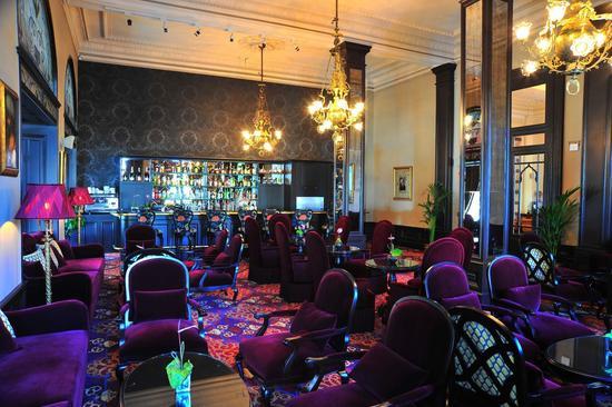 Pera Palace酒店-東方露台酒吧(Pera Palace Hotel_ Jumeirah - Orient Bar)
