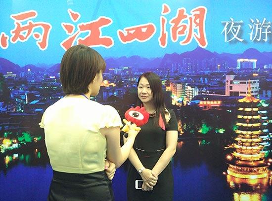 甘飞:两江四湖将共创5A景区