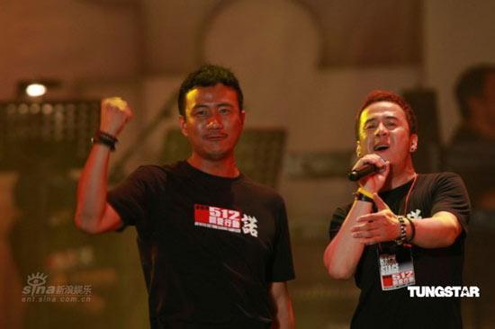 杨坤和硬汉胡军是好兄弟,硬汉之间都会聊啥呢?