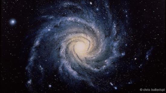 M47星系,所有的星系都在远离我们,宇宙正在加速膨胀