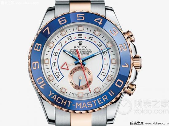劳力士游艇名仕型II系列腕表