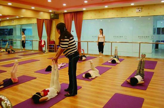 沈城儿童艺术培训机构很多没有办学资格证