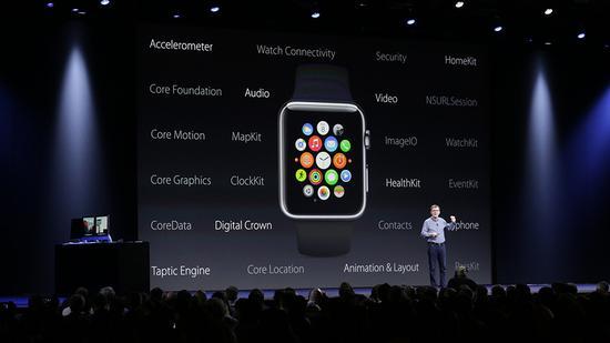 Watch OS 2系统会给苹果手表带来什么?