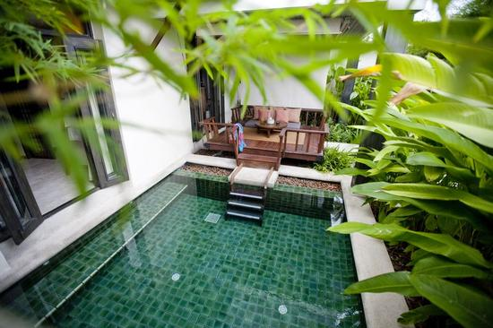 Anantara Lawana -Deluxe_Plunge_Pool_exterior