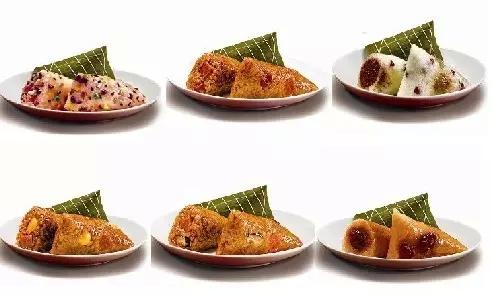端午临近 粽子的做法和6种包扎方式
