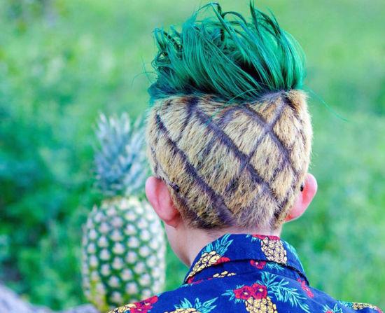 汉塞尔菠萝头