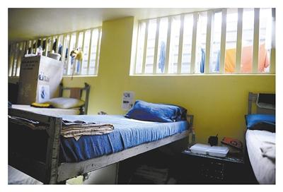 """皮斯托瑞斯""""铁窗生涯""""期间,所住的监舍条件一般。"""