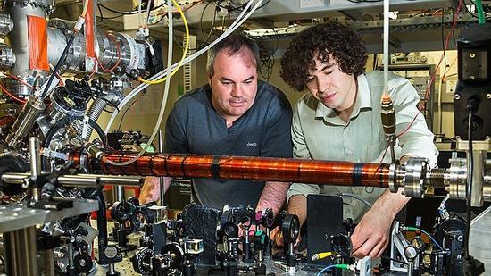 澳科学家通过激光实验证明时光可以倒流