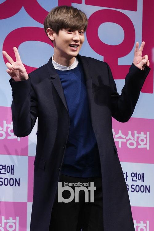 韩团exo灿烈被评为ig最具影响力韩流明星