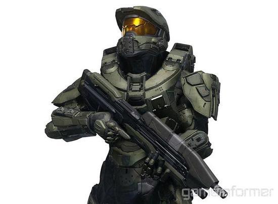 士官长 John-117
