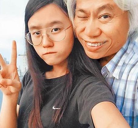 李坤城和小女友