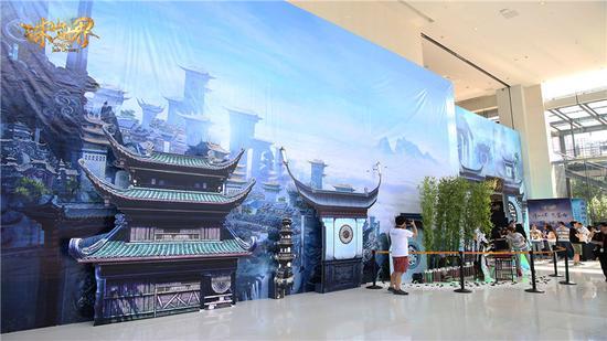 """5.""""河阳城""""现完美大厦"""