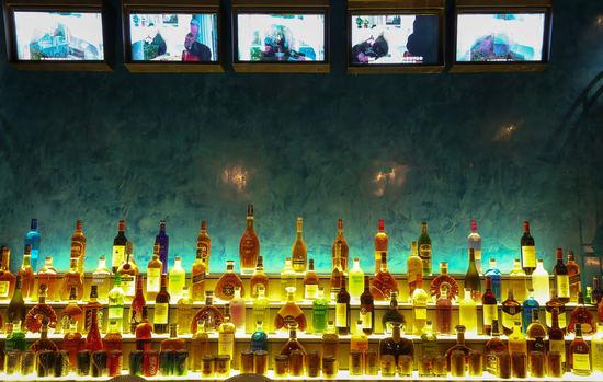 北京宴金宝汇店吧台