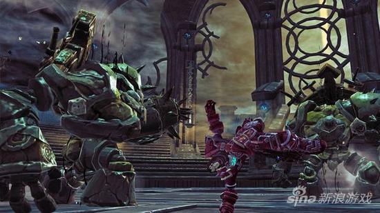 《黑暗之魂2:终极版》游戏画面