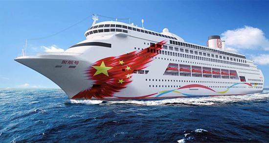 三亚全国率先建造自主产权邮轮