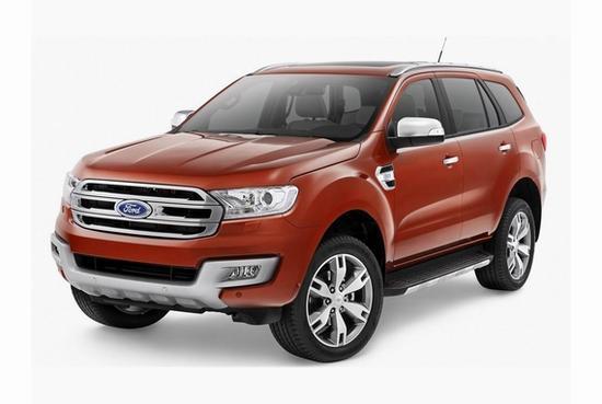 00 Ford Everest