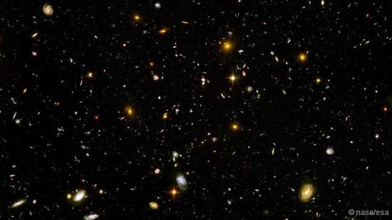 我们现在知道宇宙的年龄大约有140亿年
