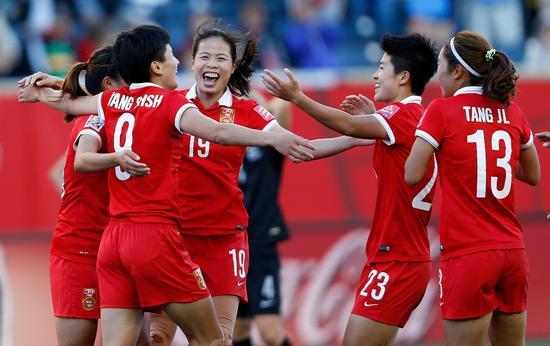 国家女足国际杯小组出线