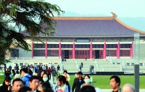 南京博物院老大殿。顾炜 摄