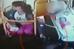 监拍后座女乘客公交偷司机钱包 当事人浑然不觉