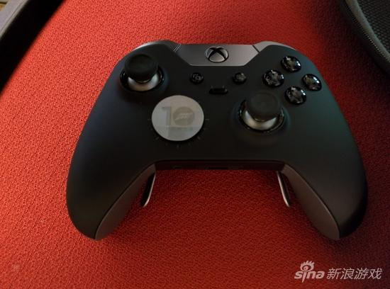 2015E3刚刚公布的新版XboxOne手柄