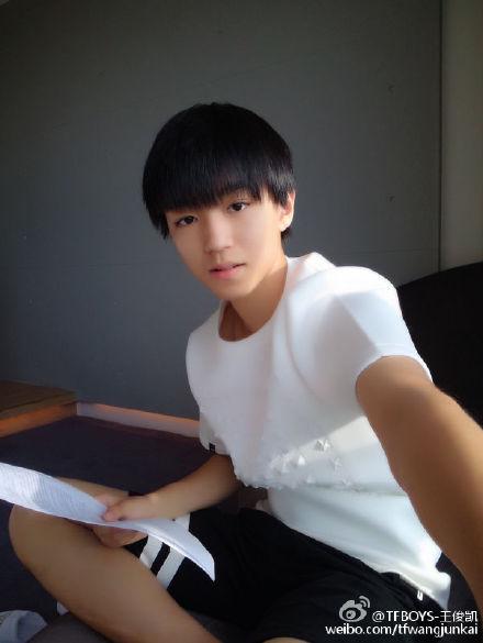 王俊凯入组拍《长城》