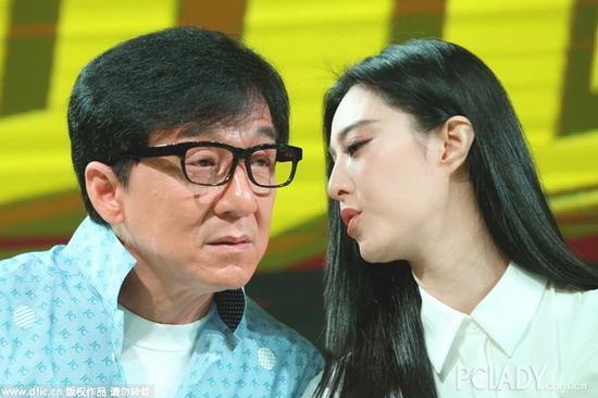 龙大哥,李晨是范冰冰的男朋友-裸Duang上头条 成龙在时尚圈也是图片