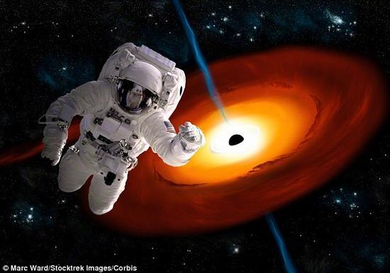 毛毛球理论称黑洞并不致命:地球被吞噬仍存在