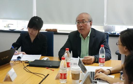 索尼中国总裁栗田伸树:利润重于销量