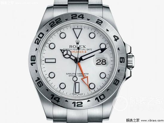 série Rolex Explorer II 216570-77210