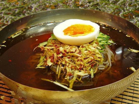 去长白山品尝朝鲜族美味
