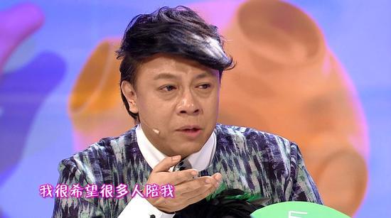 """蔡康永直言""""很孤单"""""""