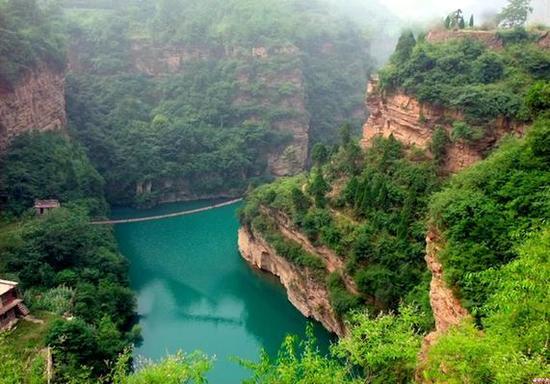 太行山大峡谷指南