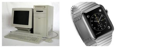 黑客讓Apple Watch運行20年前Mac OS系統