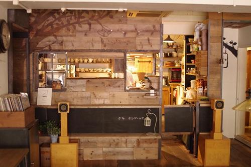 静音咖啡馆