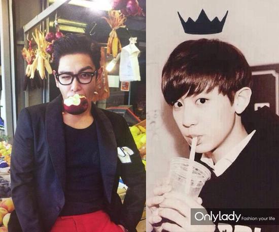 Big Bang VS EXO