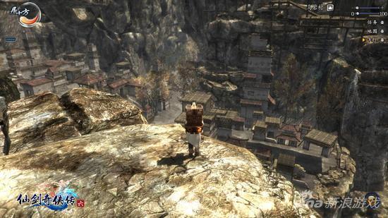 《仙剑6》新截图展示昼夜变化