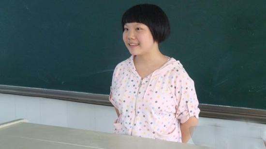 独家:江苏高考文科状元总分418分 曾是南通中