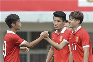 熊猫杯-杨立瑜破门 U18国青首战被绝杀1-2斯洛伐克