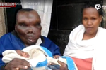 """乌干达最丑男子""""靠脸吃饭"""" 已有8个孩子"""