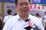 长春市旅游局局长邵大明谈消夏节