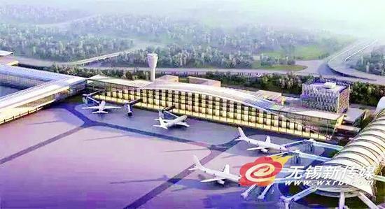 首期规划面积为2000余亩的宜兴通用航空产业园已选址太湖西岸的宜兴丁蜀镇。
