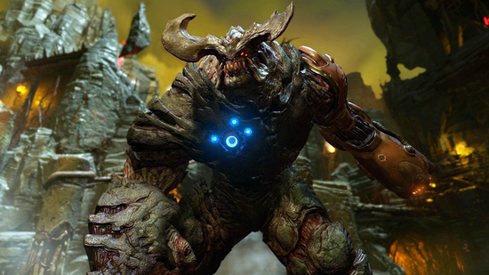 《毁灭战士4》游戏画面图片