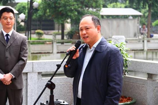 金鹰纪实频道总监陈杨