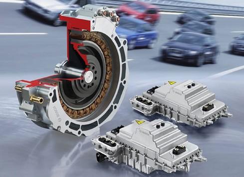 中国新能源汽车核心零部件电池受制外资高清图片