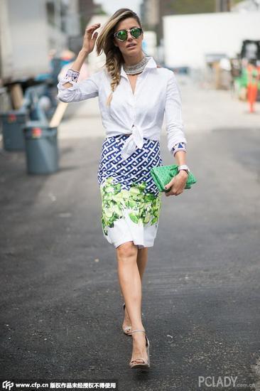 时尚博主Martha Graeff
