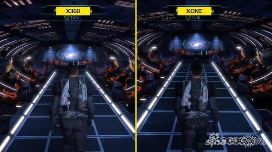 XboxOne兼容情况和Xbox360原生对比